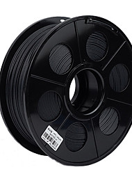 Недорогие -kcamel 3d printer fiber fiber carbon + eps 1,75 мм 1 кг для 3D-принтера