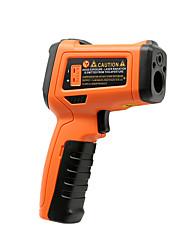 baratos -PEAKMETER PM6530D Arma de Medidor de Temperatura IR Digital -50°C~800°C Função de Armazenar Dados, Alarme de temperatura alta / baixa