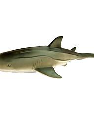 Недорогие -Фигурки животных Рыбки Whale Животные ПВХ (поливинилхлорида) Детские Все Игрушки Подарок 1 pcs
