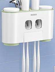 Недорогие -Стакан для зубных щеток Креатив / Оригинальные Modern Пластик 1шт Зубная щетка и аксессуары