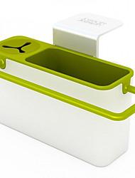 Недорогие -кухонная щетка губка вешалка сухие стеллажи раковина дренажный держатель для полотенец с присоской