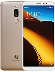"""Недорогие -China Mobile A4S 5.7 дюймовый """" 4G смартфоны (3GB + 32Гб 2 mp / 13 mp MediaTek MT6750 3300 mAh mAh) /  двойной фотоаппарат"""