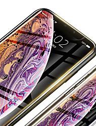 Недорогие -Cooho Защитная плёнка для экрана для Apple iPhone XS / iPhone XS Max Закаленное стекло 1 ед. Защитная пленка для экрана HD / Уровень защиты 9H / С поддержкой 3D Touch