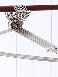 Недорогие -Нержавеющая сталь Многофункциональный Одежда Вешалка, 1шт