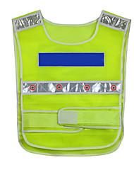 baratos -roupas reflexivas de segurança 16led para emergências de segurança no trabalho