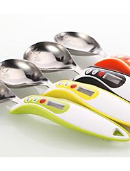 abordables -300g/0.1g Portable Balance de cuillère électronique Cuisine quotidienne