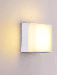 Недорогие -OYLYW Водонепроницаемый / Мини LED / Современный современный Настенные светильники / Освещение ванной комнаты В помещении / На открытом воздухе Металл настенный светильник IP54 85-265V 5 W