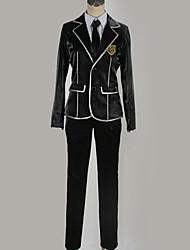 Недорогие -Вдохновлен Guilty Crown Косплей Аниме Косплэй костюмы Японский Школьная форма Английский / Современный стиль Пальто / Блузка / Кофты Назначение Муж. / Жен.