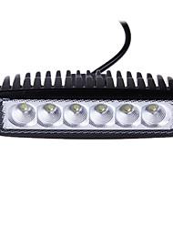 Недорогие -Лампы 18W Высокомощный LED 2650lm Светодиодная лампа Рабочее освещение