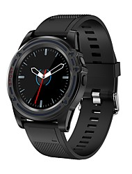 Недорогие -Kimlink SW18 Смарт Часы Android Bluetooth Израсходовано калорий Хендс-фри звонки Медиа контроль Фотоаппарат / Педометр / Напоминание о звонке / 0.3 мегапикс. / Датчик для отслеживания активности