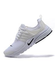 Недорогие -Жен. Эластичная ткань Весна лето Спортивная обувь На плоской подошве Белый