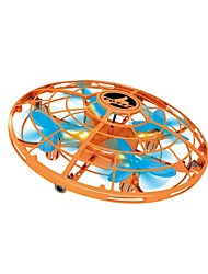 baratos -RC Drone FQ777 FQ777-14 RTF Quadcópero com CR 1 Cabo USB / Hélices