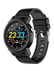 baratos -KUPENG K02 Relógio inteligente Android iOS Bluetooth Smart Esportivo Impermeável Monitor de Batimento Cardíaco Podômetro Aviso de Chamada Monitor de Atividade Monitor de Sono Lembrete sedentária