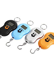 Недорогие -50кг / 20г портативные цифровые подвесные весы для путешествий на открытом воздухе