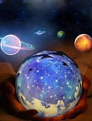 Недорогие -светодиодный свет ночи звездное небо волшебная звезда луна планета проектор лампа космос вселенная luminaria baby детский свет для подарка на день рождения