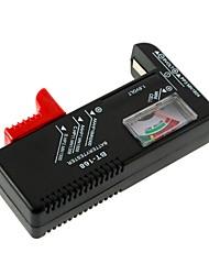 Недорогие -bt-168d универсальный аа / ааа / с / д / 9 В / 1,5 В жк-дисплей батареи тестер кнопки ячейки проверки напряжения