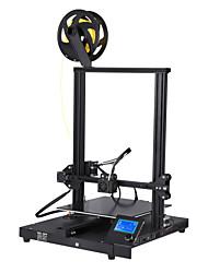 Недорогие -CREASEE 3д принтер 300*300*400 0.4 мм Новый дизайн / Своими руками / для выращивания