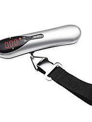 Недорогие -50кг / 50г жк-цифровой экран портативные электронные весы для багажа на открытом воздухе путешествия