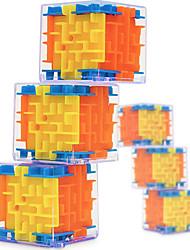 Недорогие -Волшебный куб IQ куб MoYu Инструкция Кубик кубика / дискеты Каменный куб 1*3*3 Спидкуб Кубики-головоломки Устройства для снятия стресса головоломка Куб Ручная Pабота Для детей Для профессионалов