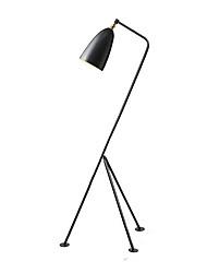 Недорогие -Глобус электрический современный современный мини-стиль торшер античная латунь отделка с выключателем