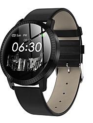 abordables -Indear CF18 Bracelet à puce Android iOS Bluetooth Elégant Sportif Imperméable Moniteur de Fréquence Cardiaque Chronomètre Podomètre Rappel d'Appel Moniteur d'Activité Moniteur de Sommeil