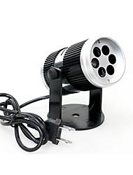 Недорогие -Brelong светодиодный проектор снежинка 1-6 карты 110 В США