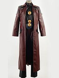 Недорогие -Вдохновлен Демон против демонов Косплей Аниме Косплэй костюмы Косплей Костюмы Однотонный Пальто / Блузка / Кофты Назначение Муж. / Жен.