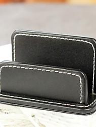 Недорогие -Искусственная кожа Прямоугольная Новый дизайн / Cool Главная организация, 1шт Единицы хранения