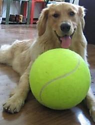 Недорогие -Шарообразные Жевательные игрушки Собаки Коты Животные 1шт Подходит для домашних животных Смешанные материалы