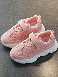 baratos -Para Meninos / Para Meninas Sapatos Com Transparência Verão Conforto Tênis para Infantil / Bébé Preto / Cinzento / Rosa claro