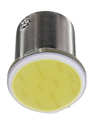 Недорогие -1 шт. BA15S (1156) Автомобиль Лампы 0.8 W COB 50 lm 12 Светодиодная лампа Лампа поворотного сигнала / Задний свет / Тормозные огни Назначение Универсальный / Volkswagen / Toyota Дженерал Моторс