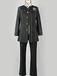Недорогие -Вдохновлен Персона 5 Косплей Аниме Косплэй костюмы Японский Школьная форма Английский Пальто / Блузка / Кофты Назначение Муж. / Жен.