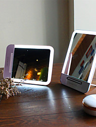 Недорогие -SKMEI Оригинальные Flat mirror mirror lamp для Повседневные / Спальня Сенсорный экран / Новый дизайн / Креатив <=36 V