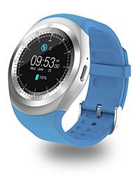 Недорогие -Для пары электронные часы Цифровой Стеганная ПУ кожа Черный / Белый / Синий Bluetooth Пульт управления Аналого-цифровые На каждый день Мода - Черный Синий Розовый