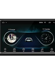 Недорогие -SWM A5 7 дюймовый 2 Din Android 8.1 Автомобильный мультимедийный проигрыватель / Автомобильный MP5-плеер / Автомобильный MP4-плеер Сенсорный экран / Micro USB / MP3 для MicroUSB / Другое Поддержка