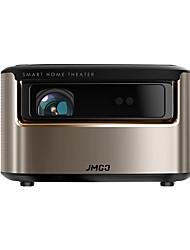 Недорогие -JmGO V9 DLP Проектор для домашних кинотеатров Светодиодная лампа Проектор 1500 lm Поддержка 2K 40-300 дюймовый Экран / 1080P (1920x1080)