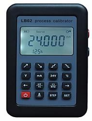 Недорогие -lb02 сигнал генератора сопротивления ток вольтметр источник калибровки процесса 4-20 мА / 0-10 В / мв жк-дисплей