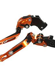 economico -Motocicletta Leva del freno della frizione Lega di alluminio 1 paio (destra e sinistra) Per Tutti gli anni