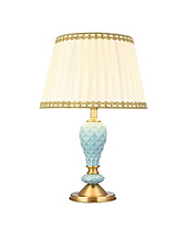 abordables -simple Décorative Lampe de Table Pour Chambre des enfants Céramique 220V