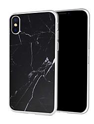 povoljno -Θήκη Za Apple iPhone XR / iPhone XS Max Uzorak Stražnja maska Mramor Mekano TPU za iPhone XS / iPhone XR / iPhone XS Max