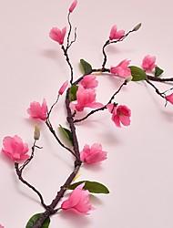 levne -Umělé květiny 1 Větev Klasické minimalistický styl Věčné květy Květina na zeď