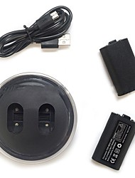 Недорогие -XBOXONE Проводное Зарядные устройства Назначение Один Xbox ,  Портативные / Творчество / Новый дизайн Зарядные устройства ПВХ 4 pcs Ед. изм