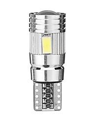 Недорогие -t10 w5w 501 194 5630 6smd белый canbus безошибочные светодиодные боковые габаритные огни автомобиля лампа накаливания