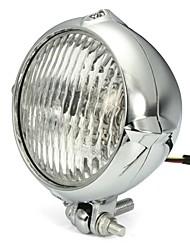 abordables -1 Pièce H4 Moto Ampoules électriques 35 W Halogène Lampe Frontale Pour Halley Toutes les Années