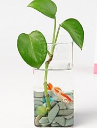 Недорогие -Искусственные Цветы 0 Филиал Классический Простой стиль Вечные цветы Ваза Букеты на стол