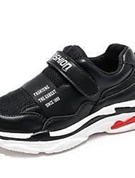 お買い得  -男の子 / 女の子 靴 メッシュ 春 & 秋 コンフォートシューズ アスレチック・シューズ のために 子供 ブラック / グレー