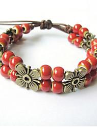 cheap -women's ethnic porcelain bracelet