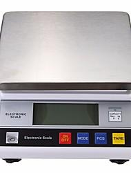 Недорогие -Функция тарировки шкалы баланса еды 7500g x 0.1g цифровая электрическая