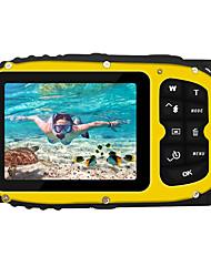 Недорогие -VS216 1920 x 1080 пиксель Защита от влаги / Водонепроницаемый / Водоотталкивающие 60 кадров в секунду / 30fps / 24fps 8X ± 2 EV с шагом 2.7 дюймовый 12.0 Мп КМОП 32 GB