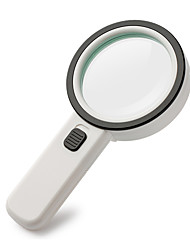 cheap -2288-90 Hand Held Magnifying Glass 15X For Office and Teaching